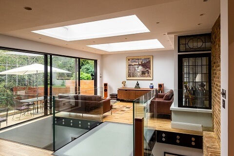 Two storey extension in Barnet area London