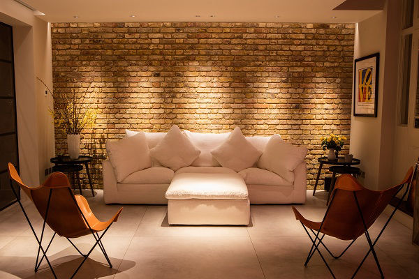 House extensions ideas exposed brick wall