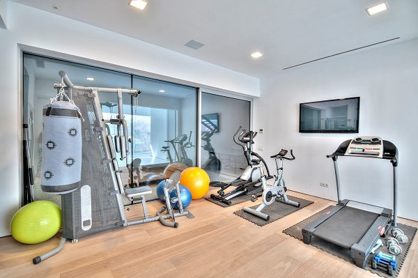 House extension ideas home gym