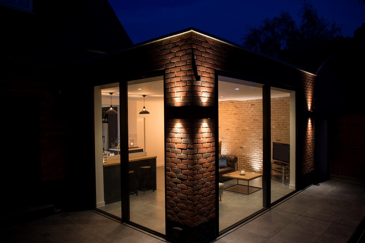 House extension designed by a RIBA accredited architect