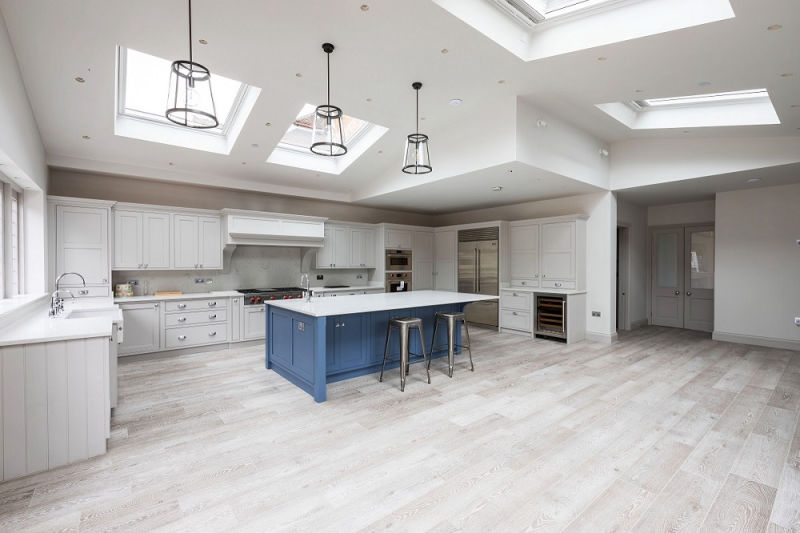 Large kitchen extension in North London