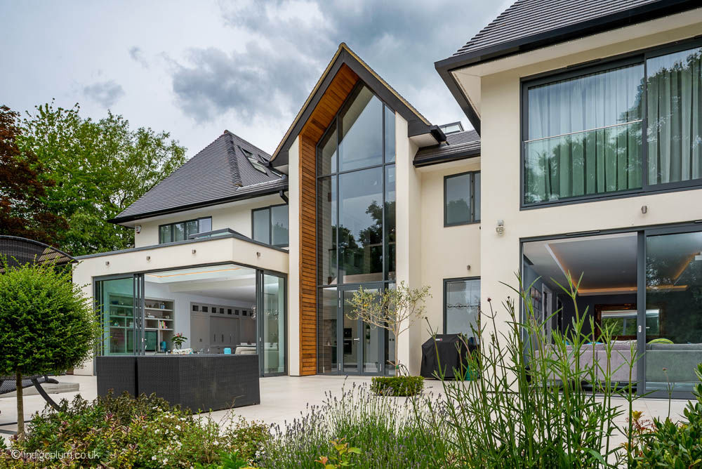 Luxury new build contractors in Hertfordshire