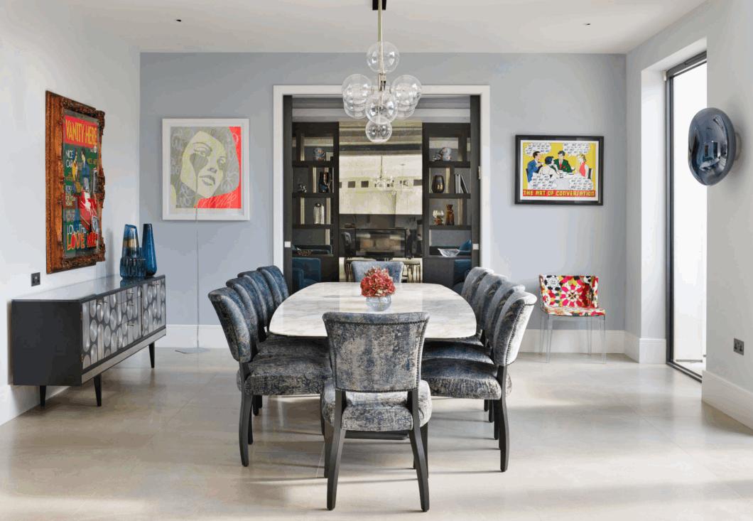 New Build Interior Design Ideas Marriott
